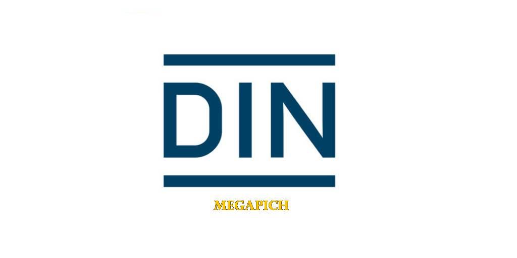 استاندارد DIN پیچ و مهره